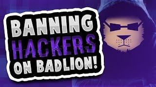 getlinkyoutube.com-BANNING 2 BADLION HACKERS!