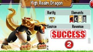 getlinkyoutube.com-Dragon City - High Realm Dragon [Walkthrough Completed | Lap 2]