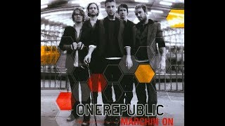 MARCHIN ON - ONEREPUBLIC karaoke version ( no vocal ) lyric instrumental