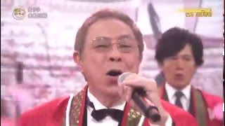 getlinkyoutube.com-北島三郎  まつり  震災から5年 明日へのコンサート