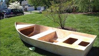 getlinkyoutube.com-Лодка своими руками