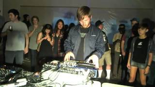 VIDEO: Jel live in the Boiler Room Los Angeles