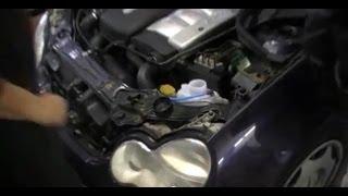 getlinkyoutube.com-Mercedes wird auf HHO umgerüstet
