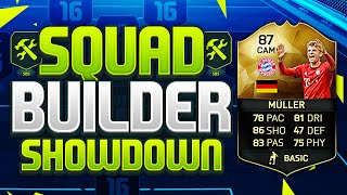 getlinkyoutube.com-FIFA 16 SQUAD BUILDER SHOWDOWN!!! INFORM THOMAS MULLER!!! Fifa 16 IF Muller Squad Builder Duel