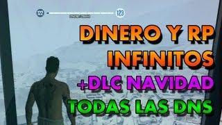 getlinkyoutube.com-Dinero y RP (nivel) infinitos y activar Dlc Navidad - DNS que funcionan (1.08) | w/ Jorge