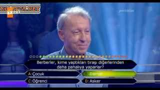 Kim Milyoner Olmak Ister 226 bölüm GERHARD ERNST 28.05.2013