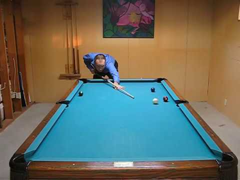 How To Play Pool: SHOT MAKING DRILL for Beginners to Advanced Pool Players