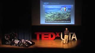 The story of the standard model | Dr. Kaushik De | TEDxUTA