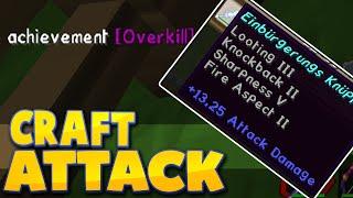 Das BESTE SCHWERT in CRAFT ATTACK| Craft Attack 2.0 #25 | Petrit