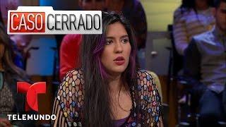 getlinkyoutube.com-Dinero por mis hijas | Caso Cerrado | Telemundo