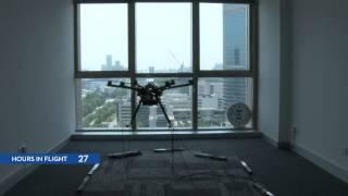 getlinkyoutube.com-DJI - S900 72 Hour Test Flight (External Power)