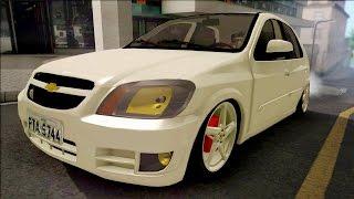 getlinkyoutube.com-Chevrolet Celta Sonzera BY DUBI + Nova EKIP + Graves = GTA MODIFICADO