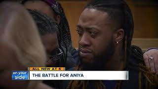 Aniya Day's father feared for her life