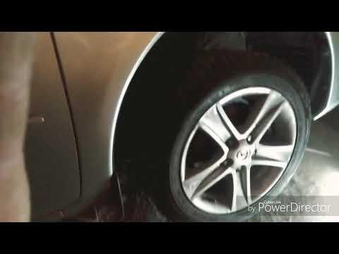 Ремонт суппорта, замена тормозных колодок. Mazda 6.