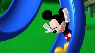 getlinkyoutube.com-Mickey Mouse Clubhouse Game Goofy's Silly Slide