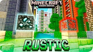 getlinkyoutube.com-Minecraft PE 0.16.0 - Rustic Redemption Texture Pack with Download - iOS & Android MCPE 0.16.0