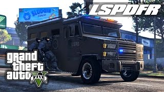 getlinkyoutube.com-LSPDFR SP E26 - Noose Team