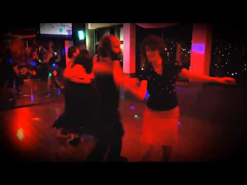Que Pasa - 8 Count Swing Party - Al & the French Damsel