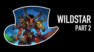 Wildstar preview - AAA Sci-fi MMO - Part 2