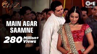getlinkyoutube.com-Main Agar Saamne - Raaz | Dino Moreo & Bipasha Basu | Abhijeet & Alka Yagnik