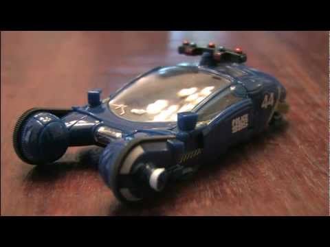 BLADE RUNNER SPINNER car review by CGR Garage