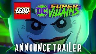 LEGO DC Super-Villains - Bejelentés Trailer