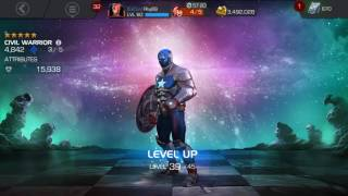 getlinkyoutube.com-Rank up review 5 Star Civil Warrior and a look at ghost rider