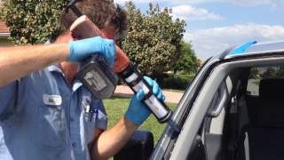 getlinkyoutube.com-How to install windshield on a 2008 Honda Ridgeline with the Rolladeck