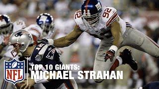 getlinkyoutube.com-Top 10 Giants: Michael Strahan | NFL