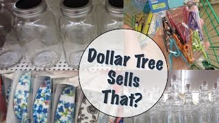 getlinkyoutube.com-Dollar Tree Shopping! | New Products & Haul