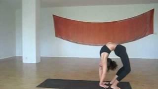 getlinkyoutube.com-Laruga - Ashtanga Yoga - Tiriang Mukhottasana