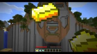 getlinkyoutube.com-Minecraft - O Templo de Notch.