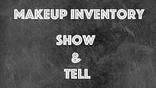 getlinkyoutube.com-Makeup Inventory Show and Tell