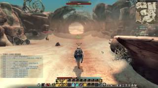 getlinkyoutube.com-EOS Online Archer Gameplay and Desert Exploration HD+