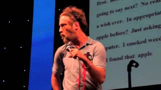 Josh Blue at Living Well With A Disability 2013