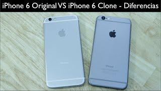 getlinkyoutube.com-iPhone 6 VS iPhone 6 Clone Comparativa y diferencias