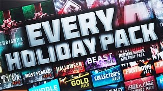 getlinkyoutube.com-EVERY HOLIDAY PACK?! NEW YEARS, SIGNATURE, CHRISTMAS PACKS!! CRAZY 92+ PULLS!!! MULTIPLE FLAMEZ