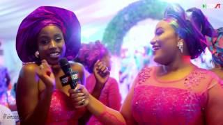 The Wedding Guest: Prince Osmond Eweka & Imade Igbinedion  #IMZZY16  Part 2
