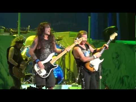 Iron Maiden 2 Minutes to Midnight Live Montreal HD 1080P