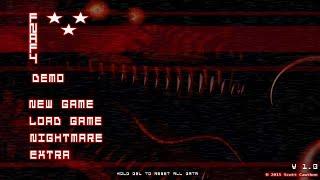 getlinkyoutube.com-Five Nights at Freddy's 4 (FNAF 4) Gameplay Demo Teaser Trailer Fan Made