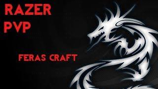 getlinkyoutube.com-Minecraft - Texture Pack: Razer PvP 1.5.2 #FerasCraft
