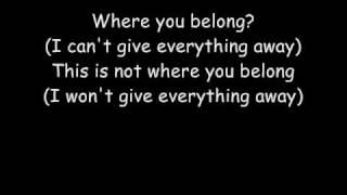 getlinkyoutube.com-Trapt - Headstrong (lyrics)