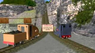 getlinkyoutube.com-Thomas Trainz Remake - Granpuff