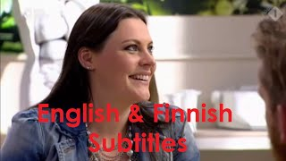 Floor Jansen - (English&Finnish Subtitles) Interview and Reportage From Tampere [De Reunie](NPO 1)