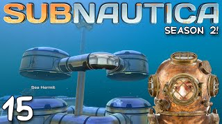 "getlinkyoutube.com-Subnautica Gameplay S02E15 - ""MAJOR BASE BUILDING!!!"" 1080p PC"
