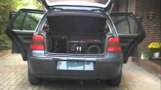 getlinkyoutube.com-Golf IV Mac Audio STX 212 BP -2-