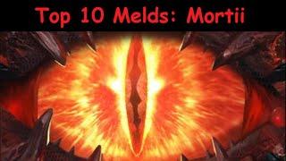 getlinkyoutube.com-Deck Heroes: [MORTII] Top 10 Melds 4-Star Creatures
