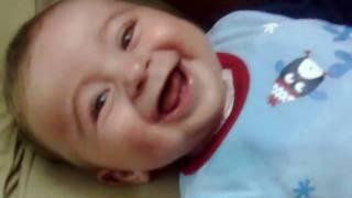 getlinkyoutube.com-احلى ضحكة طفل بالعالم