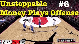 "NBA 2K16 Tutorial Unstoppable Offense Tips: How to Score Money Plays Tutorial "" Double Tiger"" #50"