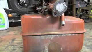 Pulse Jet Carburator